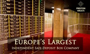 Preston Safe Deposits